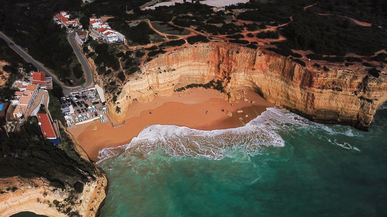 Algarve Portugal im Winter – die schönsten Strände und Orte