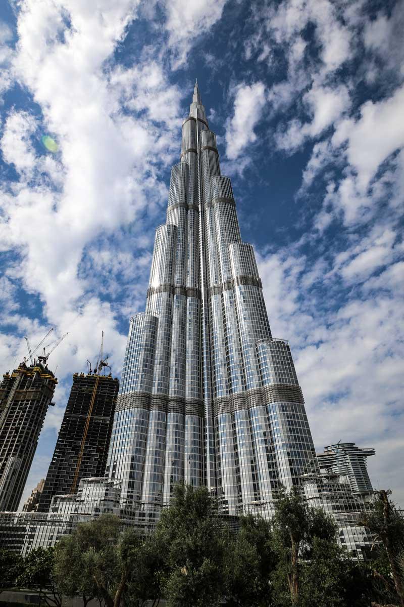 Sehenswürdigkeiten Burj Khalifa