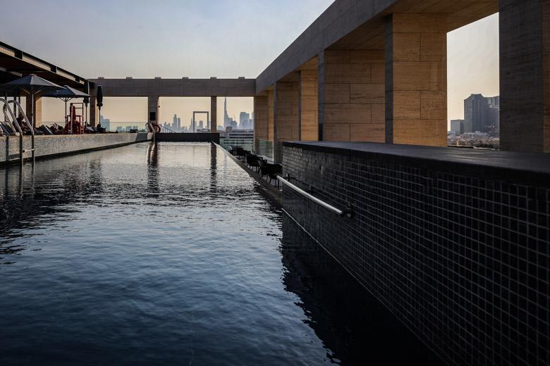 Zabeel House Al Seef Dubai Hotel Rooftop Pool