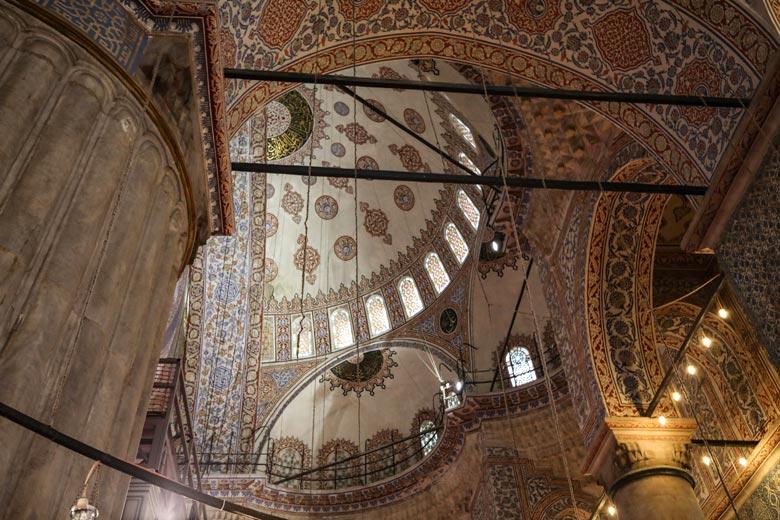 Blaue Moschee Istanbul Sehenswürdigkeiten
