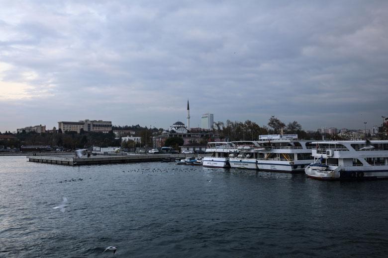 Bosporus Istanbul Sehenswürdigkeiten