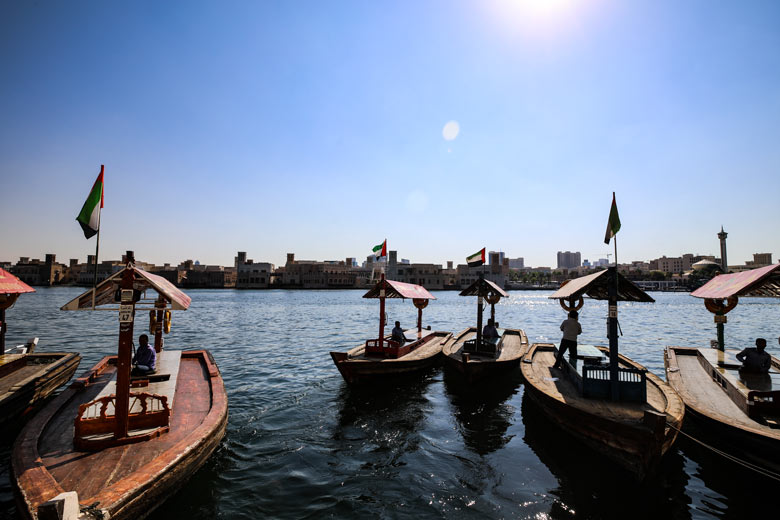 Dubai Creek Highlights Dubai