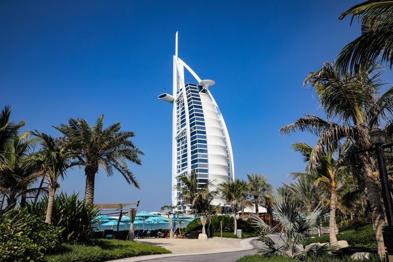 Dubai Sehenswürdigkeiten Burj Al Arab