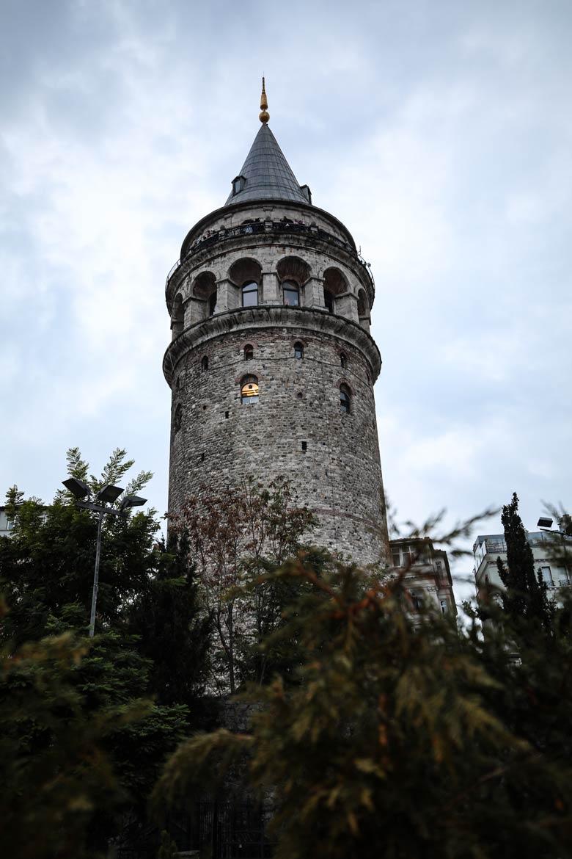 Galataturm Istanbul Sehenswürdigkeiten