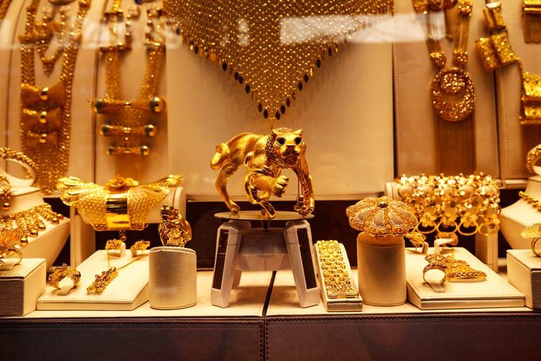 Gold Souk Dubai Sehenswürdigkeiten