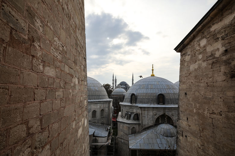 Hagia Sofia Istanbul Sehenswürdigkeiten