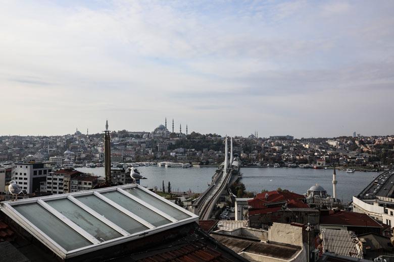 Hoteltipp Istanbul Art Nouveau Pera Boutiquehotel