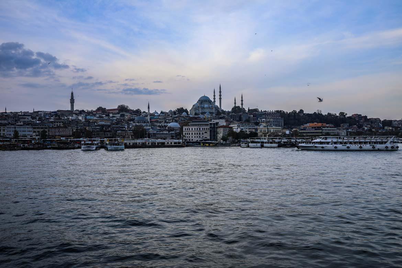 Istanbul Sehenswürdigkeiten und Tipps für einen Tag