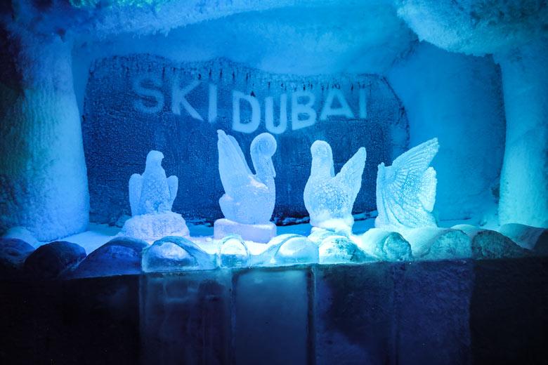 Ski Dubai Sehenswürdigkeiten