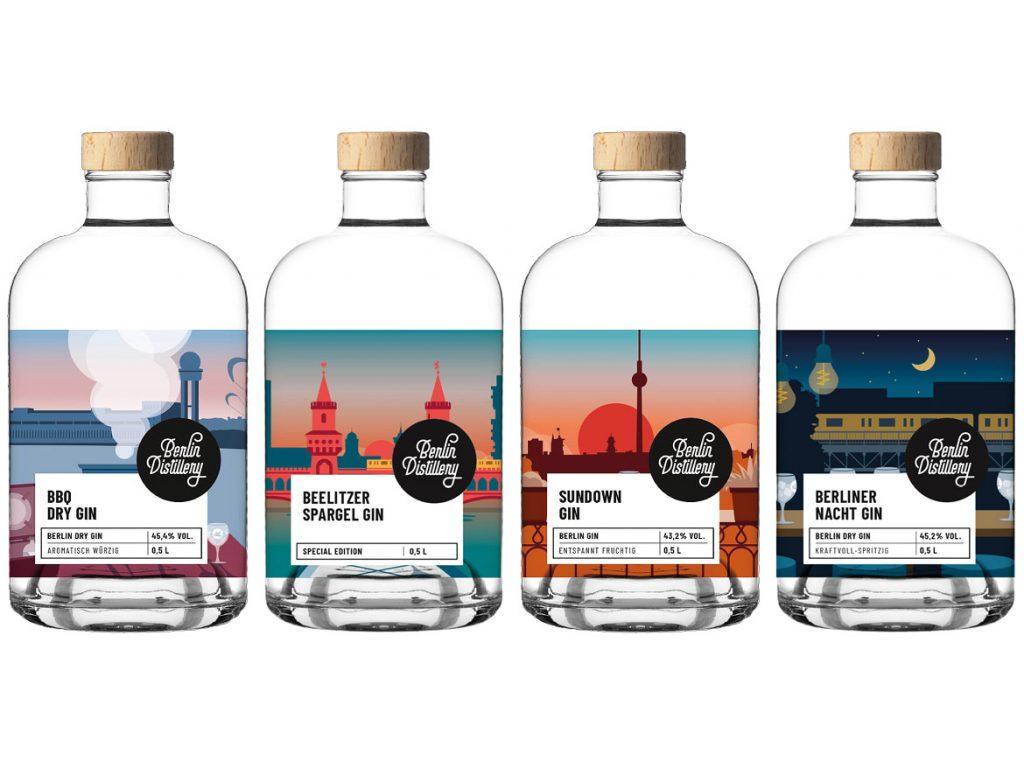 Gin © Berlin Distillery