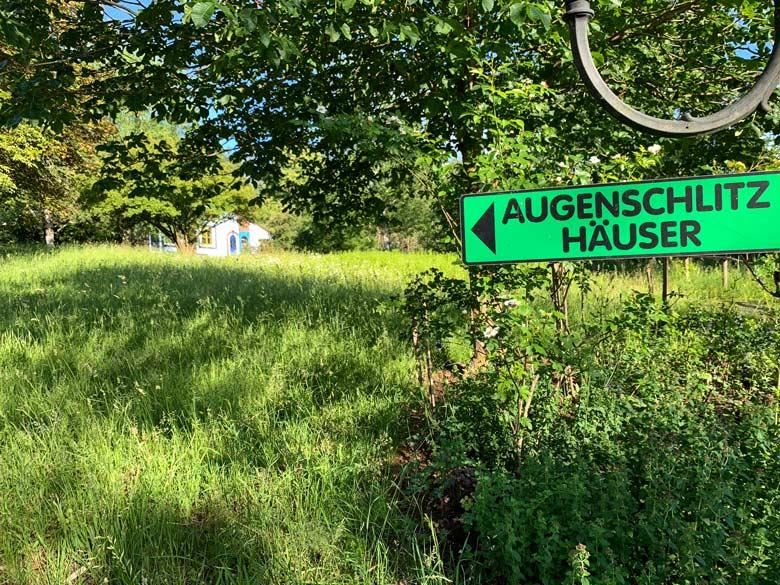 Augenschlitzhaus Rogner Bad Blumau