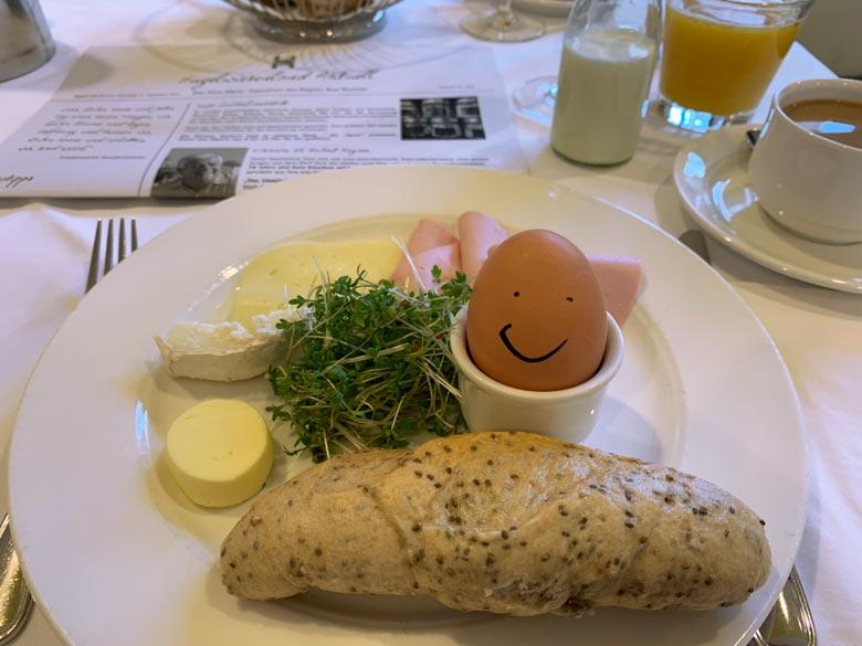 Frühstück Rogner Bad Blumau